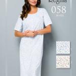 058BIG Dámská noční košile – REGINA
