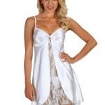 Dámská košilka Alexandra chemise white