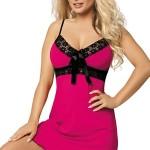 Dámská košilka Cassidy pink