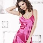 Dámská košilka Karen dark pink