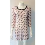 Dámská noční košile 887 světle růžová – Cocoon Secret
