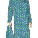 Pánská noční košile Cornette 110/586501 dł/r M-2XL