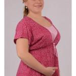 Dámská noční košile mateřská Linda