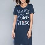 Dámská noční košile Italian Fashion Nevada kr.r.