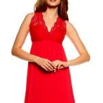 Noční košile 36788 Taste red