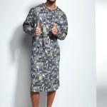 Pánská noční košile Cornette 110/635601 3XL-5XL
