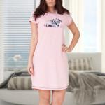 Dámská noční košile M-Max Angela 636 kr/r S-2XL