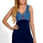 Noční košile Larisa blue