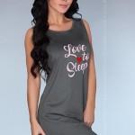 Noční košilka  model 113963 Livia Corsetti Fashion