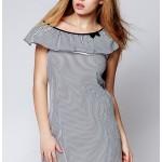 Dámská noční košilka Queen of Life šedá – Sensis