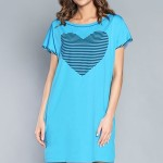 Noční košilka  model 131834 Italian Fashion