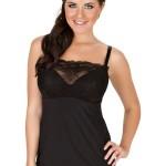 Dámská košilka Parfait 7406 Sophia černá 32 FF Černá