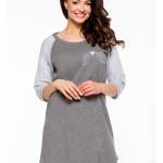 Dámská noční košile Taro Mocca 2325 3/4 S-XL '20