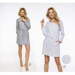 Dlouhá dámská noční košile 2322 KSARA S-XL 2019/2020 J