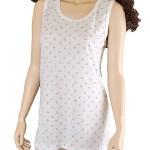 Krátká dámská košilka/spodnička Gucio 3XL-4XL