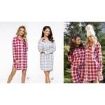 Dlouhá dámská noční košile 1191 DALIA S-XL 2019/2020 J