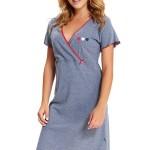Dámská noční košile Dn-nightwear TCB.9525