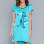 Dámská noční košile Tropicana –  Italian Fashion