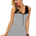 Dámská košilka Afra grey