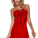 Dámská košilka Elwira red