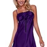 Dámská košilka Elwira violet