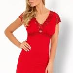Sexy košilka Sive red – LivCo Corsetti