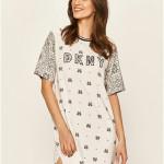Dámská noční košile YI3322407-103 bílá – DKNY