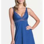 Dámská noční košile Henderson Ladies 39050 Lilly w/r S-XL
