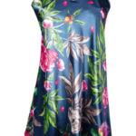 Dámská spodnička/košilka DKaren Flowers HK 001