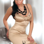 Elegantní košilka Arachne – LivCo Corsetti