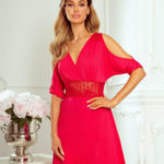 Noční košile Bianca raspberry – ELDAR