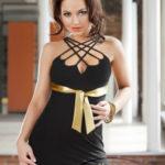 Sexy šaty model 48456 Irall