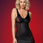 Šaty 823-DRE dress – Obsessive