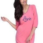 Dámská noční košile Anita růžová