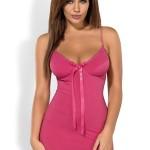 Erotická košilka Blackardi chemise pink