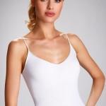 Dámská košilka Maja white