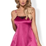 Dámská košilka Satinia babydoll pink