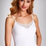 Dámská košilka Julia white