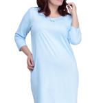 Dámská noční košile Ismena modrá