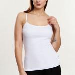 Spodní košilka Violana Sonia white – ramínka
