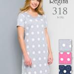 318 BIG Dámská noční košile – REGINA