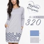 320 Dámská noční košile