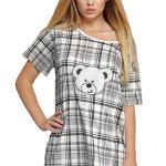 Dámská noční košile Medvídek