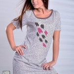 Noční košile Melisa 732 – Taro