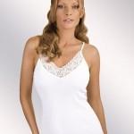 Bílá košilka Eldar Julita 2XL-3XL