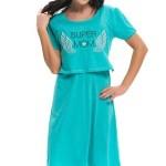 Dámská kojící noční košile Dn-nightwear TCB.9226