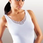 Dámská košilka Ailin white