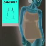 Dámská košilka – Camisole 60den – GATTA BODYWEAR