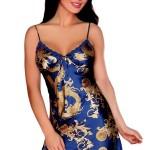 Dámská košilka Dragana monaco blue