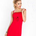 Dámská košilka Gaja red